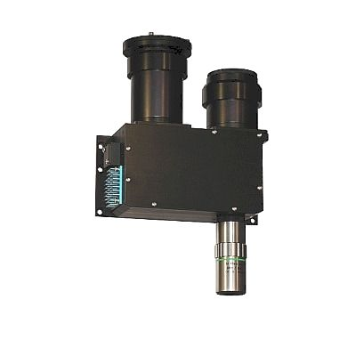 industrial integrated microscopes for automated inspection, machine vision, quality control in manufacturing